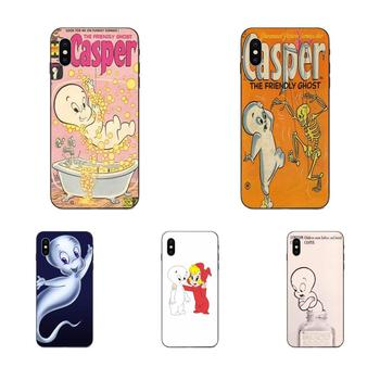 Casper & Friends For Xiaomi Redmi Note 3 3S 4 4A 4X 5 5A 6 6A 7 7A K20 Plus Pro S2 Y2 Y3 Design Phone Case image