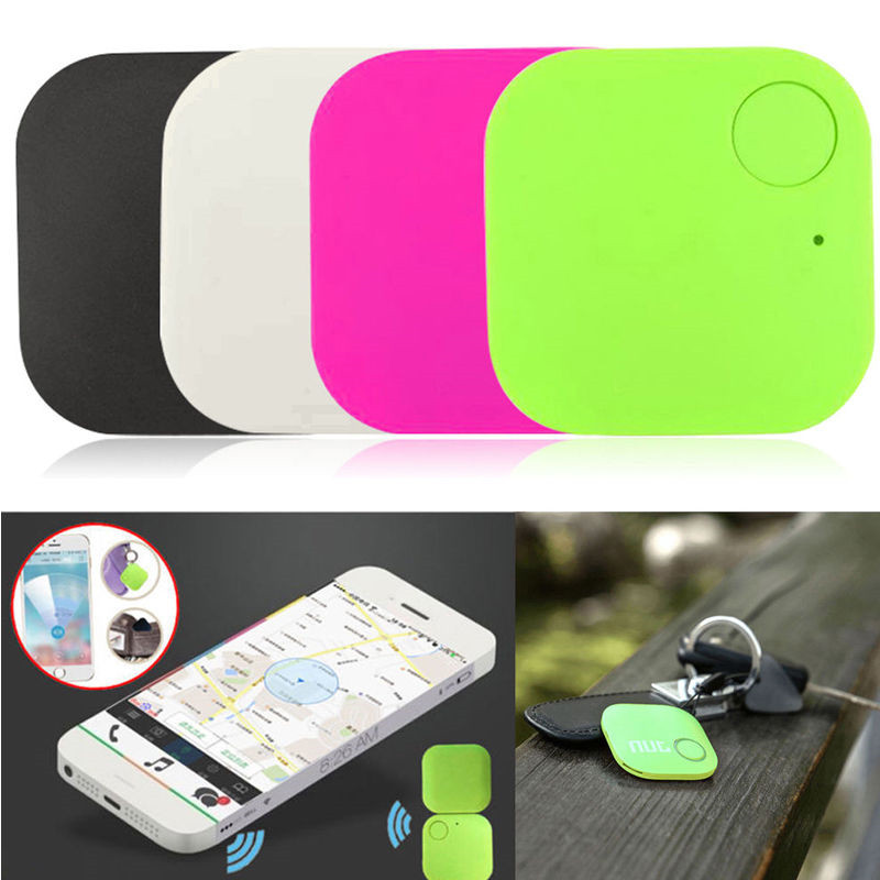 2019 Hot Car GPS Tracker Kids Pets Wallet Keys Alarm Locator Realtime Finder Trackr 4 Colors