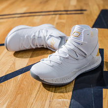 Мужские высокие кроссовки дышащая Спортивная обувь для баскетбола