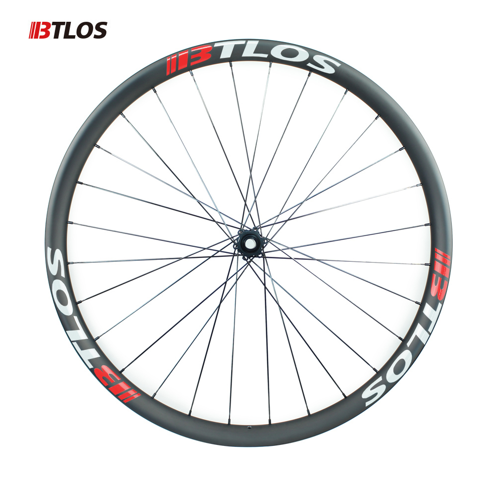 i30 29er Mountain bicycle carbon wheels with novatec hubs bicycle light wheels WM i30A 9 N in Bicycle Wheel from Sports Entertainment