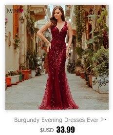 Ever pretty ep05797 vestido costas nuas, vermelho,