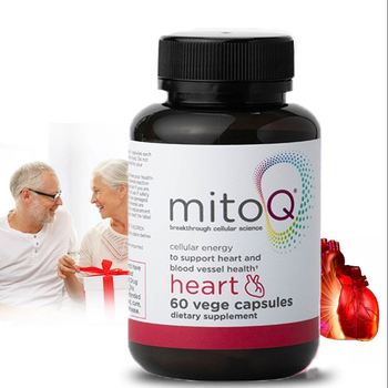NewZealand MitoQ CoQ10 Antioxidant Support Mitochondria Health Wellness Products healthy aging energy level cellular vitality image
