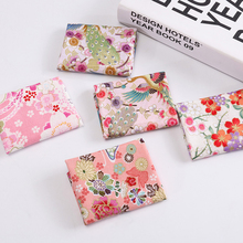 6pcs/5pcs/4pcs 20*25cm Multipurpose Flower Pattern Fabric Japanese Style Sewing Supplies Cotton Patchwork Cloth DIY Handmade