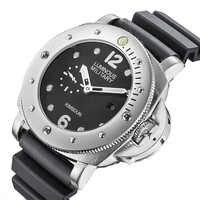 Reloj deportivo de marca de lujo a la moda reloj de pulsera de silicona militar resistente al agua de cuarzo para hombre reloj de pulsera para hombre reloj para hombre hodinky
