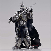 Hand Do World Of Warcraft 7 Inch Cartoon Lich King Alsace Model collectible figurines collectibles game figure action figures