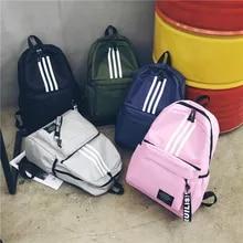 Men's Backpack University Campus Travel Large-Capacity High-School Brand Student-Bag