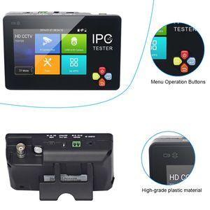 Image 3 - IP Camera tester3.5 inch IPS Screen H.265 4K IP CCTV test Monitor Analog tester  IP camera tester Security camera system