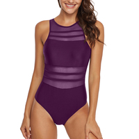 One Piece Swimsuit 2020 Push Up Swimwear