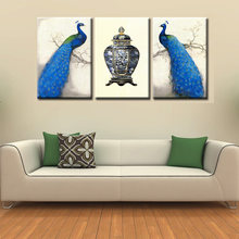 Best Value 3 Piece Canvas Peacock Great Deals On 3 Piece Canvas Peacock From Global 3 Piece Canvas Peacock Sellers 1 On Aliexpress