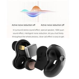 Image 5 - S6 Plus Tws słuchawki douszne z redukcją szumów bezprzewodowe słuchawki Bluetooth sportowe słuchawki douszne do Samsung Galaxy wszystkie smartfony
