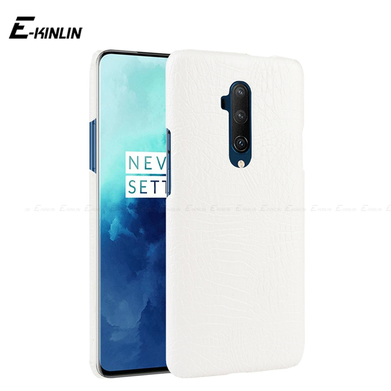 Snake Crocodile Plastic Back Cover For One Plus <font><b>OnePlus</b></font> 8 7T 7 Pro 5G 6T 6 5T 5 3T 3 A6010 <font><b>A5010</b></font> Leather Phone <font><b>Case</b></font> image