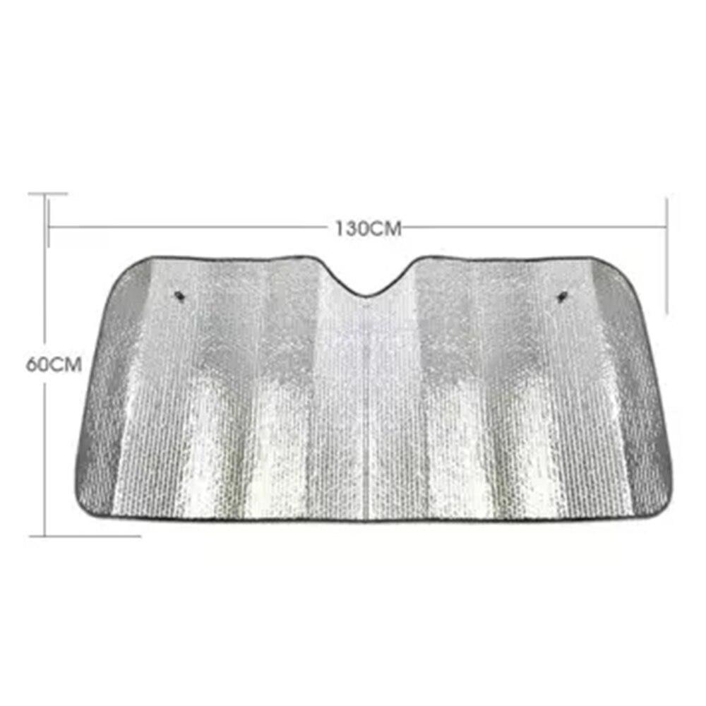 Auto-Cover Windshield Aluminum-Foil The Car-Sun-Block Heat-Insulation Inside-Of-The-Glass