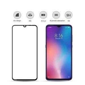 Image 3 - 50 قطعة التغطية الكاملة 9D الزجاج المقسى ل Xiaomi A3 لايت مي A2 A1 5X 6X Mi7 اللعب ملاحظة 3 بوكو X3 X2 F1 F2 شاشة حامي فيلم