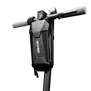 Водонепроницаемая велосипедная сумка, тачскрин, чехол для телефона, MTB велосипедное седло, сумка маленького размера плюс, велосипедная верх...