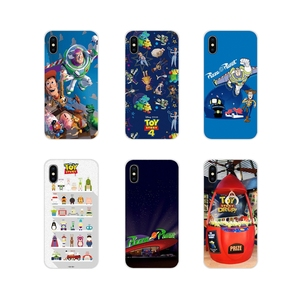 Toy Story Pizza Planet For Huawei Honor 4C 5C 6X 7 7A 7C 8 9 10 8C 8S 8X 9X 10I 20 Lite Pro Accessories Phone Shell Covers(China)