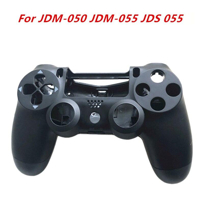 Front Back Hard Plastic Upper Housing Shell Case For Sony Playstation 4 JDM-050 PS4 Pro Controller JDM-055 JDS 055 JDS 050