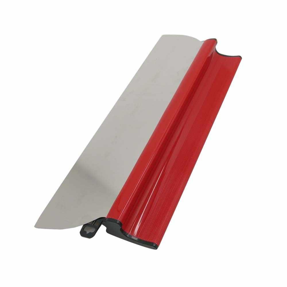 Trockenbauwand Verputzen Glättung 300mm Stahl Klinge Befestigung Messer