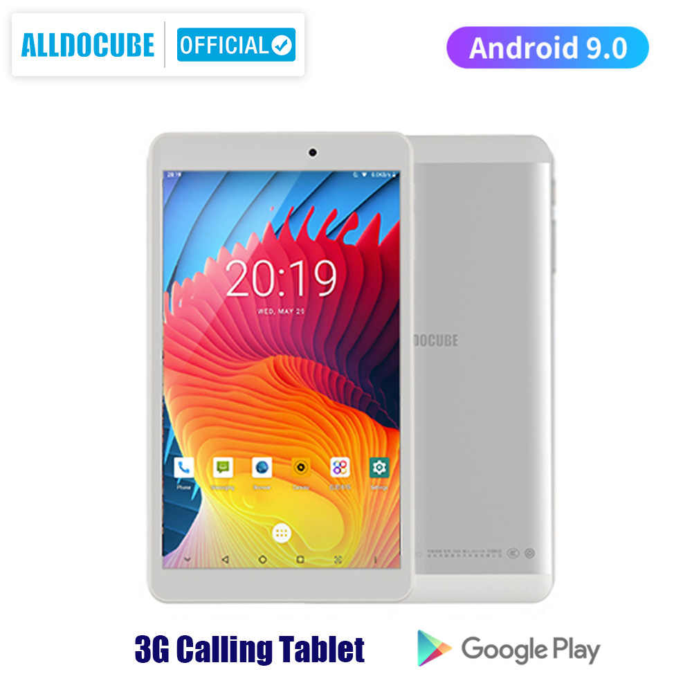 Alldocube iplay8 pro 8 pouces tablette Android 9.0 MTK MT8321 Quad core 3G appel tablette PC RAM 2GB ROM 32GB 800*1280 IPS OTG