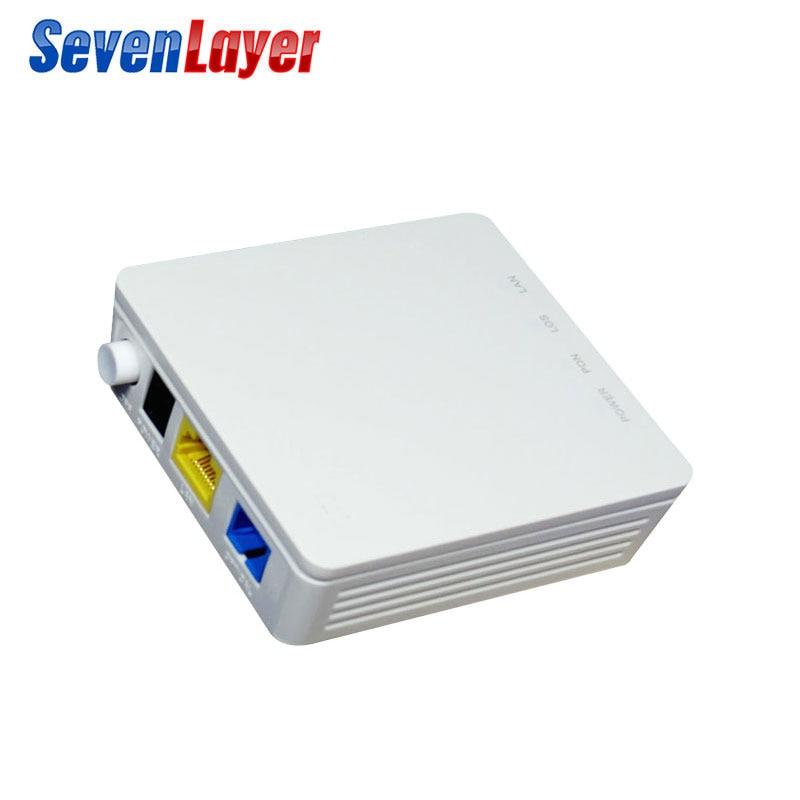 GPON ONU HG8310M 1GE ONU ONT With Single Lan Port Apply to FTTH Modes Termina Gpon English version 100% Original FTTB modem