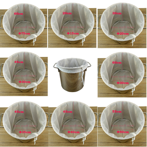 Beer Home Brew Brewing Filter Bag Brew Bag With Multi Size For All Grain Home Beer Brewer(China)