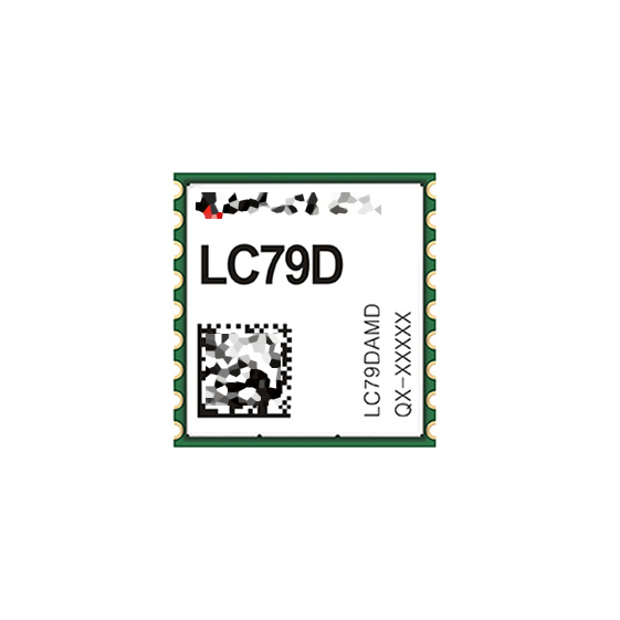 LC79DAMD GNSS Module LC79D Ultra-Small Multi-GNSS GPS L1 L2 Galileo And QZSS GLONASS And BeiDou UART And I2C Interfaces