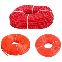 Lawn Mower Nylon Rope Grass Trimmer Line