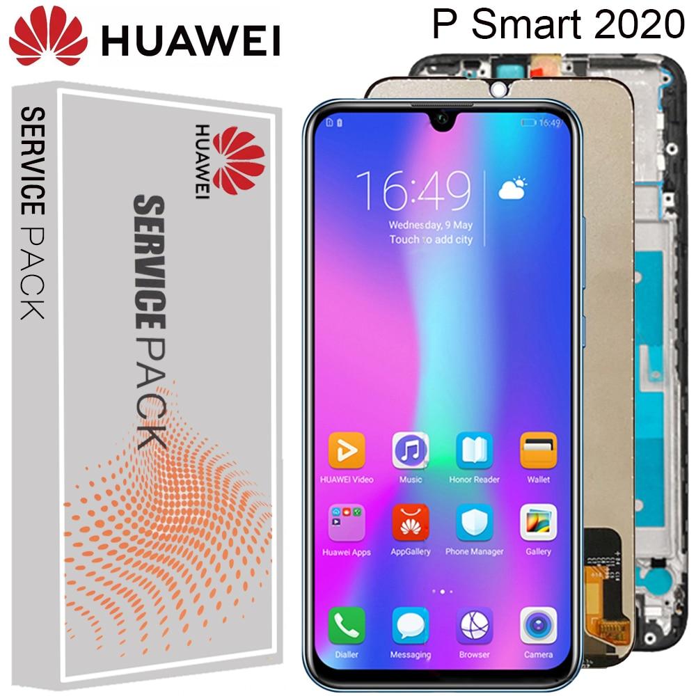 Оригинальный ЖК-дисплей для Huawei P Smart 2020, ЖК-дисплей с рамкой, ЖК-экран для P Smart 2020, ЖК-дисплей с рамкой