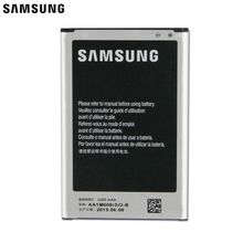 Samsung Original Replacement Battery B800BC B800BE For GALAXY NOTE 3 N900 N9009 N9008 N9006 N9005 N9002 Note3 with NFC 3200mAh