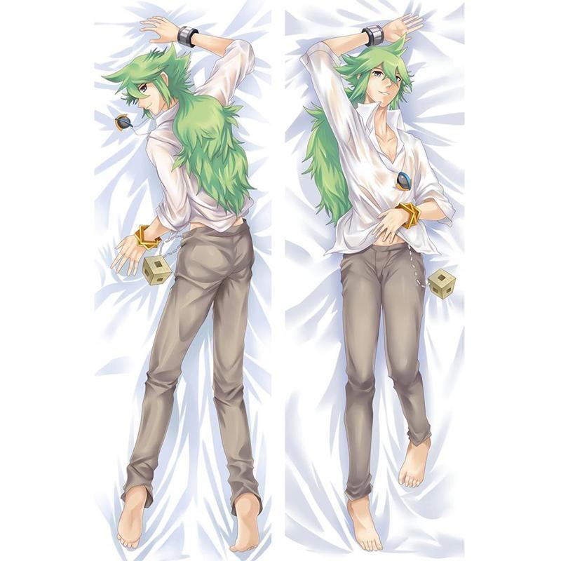 Anime Dakimakura Pillow Case  Pokemon