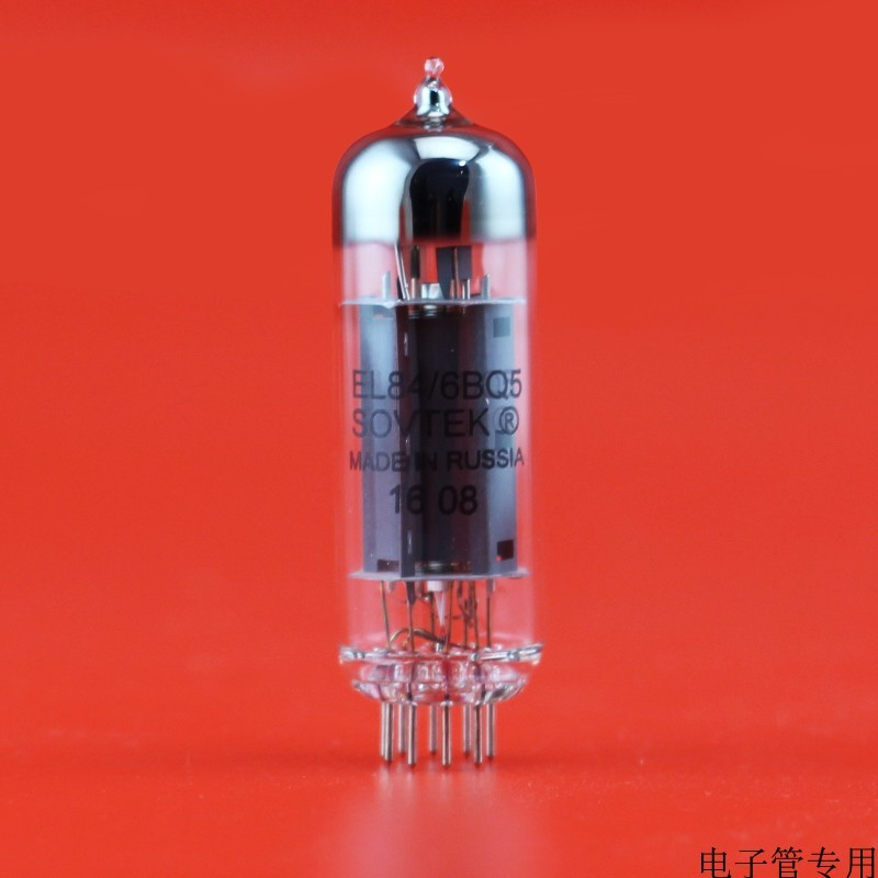 Sovtek EL84 6BQ5 Vacuum Tube