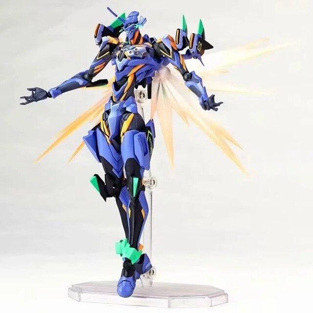 Action Figure EVA-01 Final Model Figure Toy Action Figures Anime Figure EVA Transformer Anime Action Figure Action Toys Anime