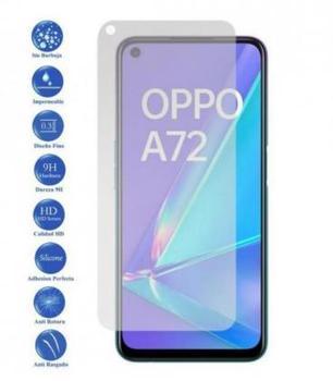 Protector de pantalla Oppo A72 de Cristal Templado Vidrio 9H para movil - Todotumovil
