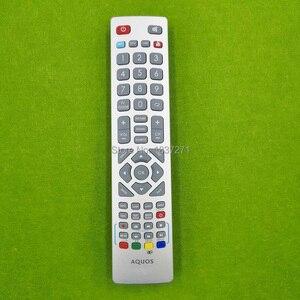 Image 1 - Télécommande originale pour SHARP LC 32CFF6001K LC 40CFF6001K LC 43CFF6001K LC 48CFF6001K LC 49CFF6001K LC 43SFE7451K lcd tv