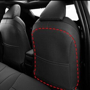 Image 3 - Ynooh Car seat covers For toyota prado 120 camry 40 land cruiser 100 fortuner rav4 2018 corolla 2005 aygo alphard car protector