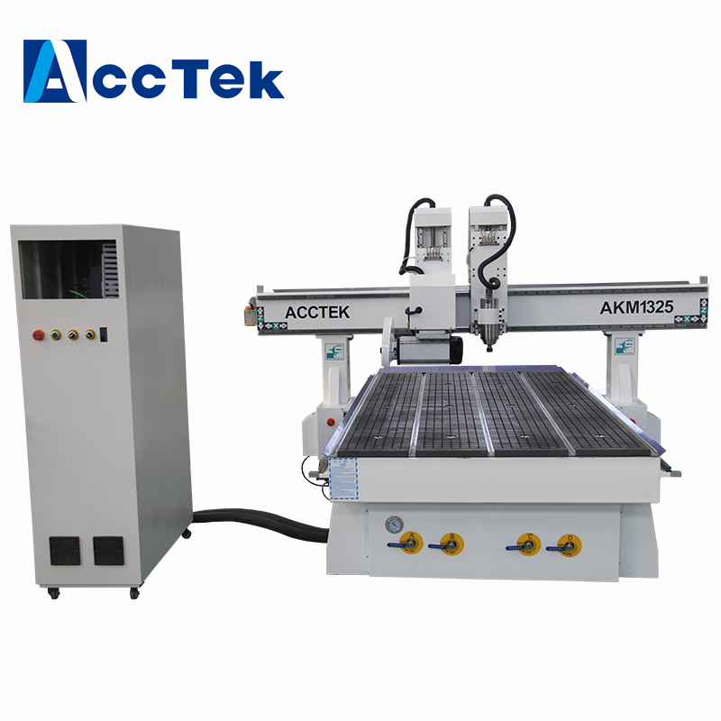 4x8 Feet Woodworking Cnc Router With Saw Cnc Cutting Machine For Wood Plate Aluminum Acrylic Cnc Cutter