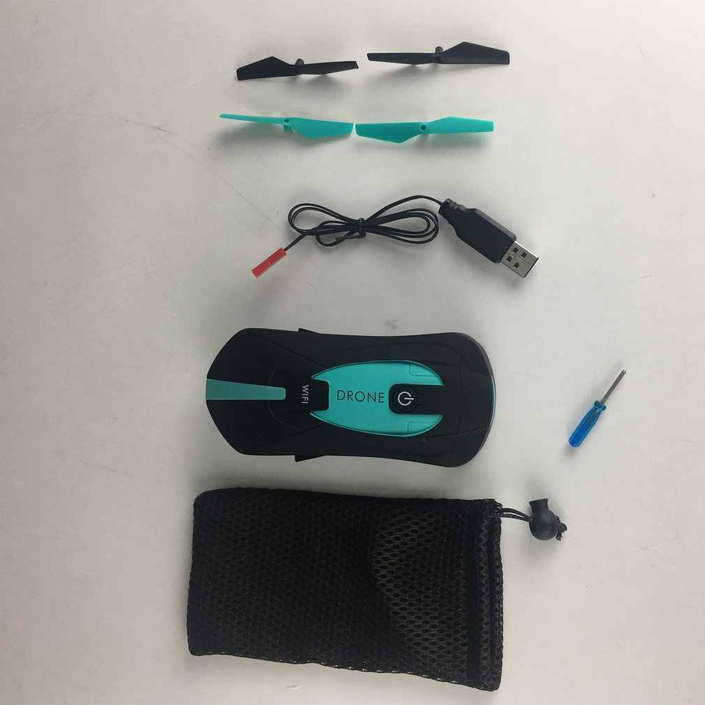 JUN YI JY018 дрона с дистанционным управлением 2.0MP Камера игрушки Складная селфи