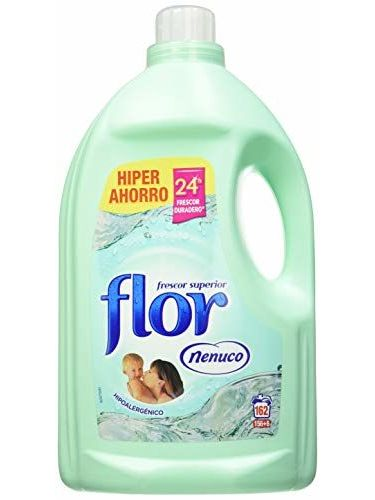 Flower Fabric Softener Concentrate – 3564 ML