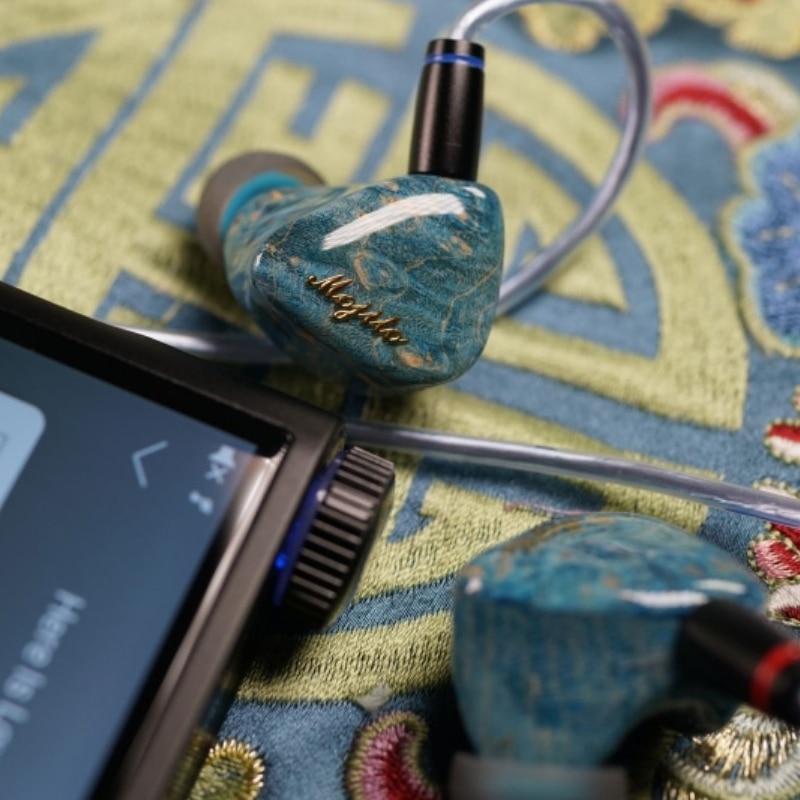 Image 4 - QOA Mojito 2 Sinon+4 knowles Balanced Armature Hybrid Drivers In Ear Monitor Earphone HIFI DJ Earbud 0.78mm Detachable cableEarphones & Headphones   -