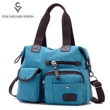 SCV Casual Women High Capacity Handbag Canvas Fashion Shoulder Messenger Bags Female Sport Bag Lady Travel Bag Tote Bolsos Mujer стоимость