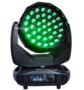 Image 4 - TIPTOP lumière de scène de couleur RGBW 4 en 1 K20, faisceau lumineux avec tête mobile LED lavage 2 en 1, Spot lumineux changeant de couleur Pixel