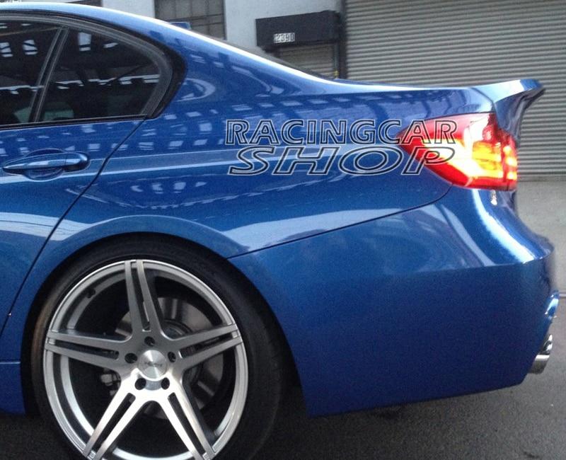 Maletero trasero estilo CSL sin pintar para BMW Serie 3 F30 Sedan 2012UP B174F