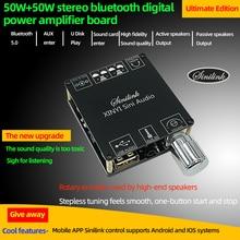 Hifi Stereo Amplifier Digital-Amp Bluetooth Mini-Usb Music-Player Class-D Audio-Power