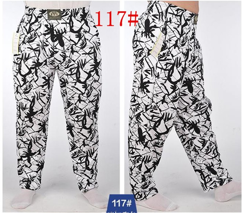 Men Fitness Training Pants BodyBuilding Cotton Gym Clothing Musculation Workout Sweatpants Crossfit Joggers loose Trousers