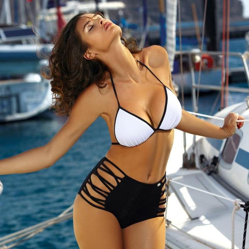 Hcd397fb011b74bcb8e4318d040e50f754 2019 Sexy Bikini Set Three Piece Swimsuit Women Push Up Swimwear Brazilian Bathing Suit Beachwear Swimming Suit For Women Bikini