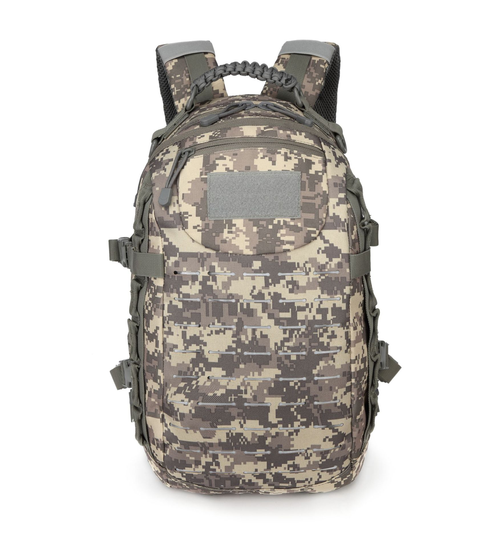 Outdoor Dragon Eggs Camouflage Multi-functional Tactical Backpack Army Fans Backpack Assault The Waterproof Wearable Commuting L