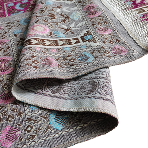 Image 5 - Muslim chirldren prayer rug baby size 35×65CM kids gift prayer mat