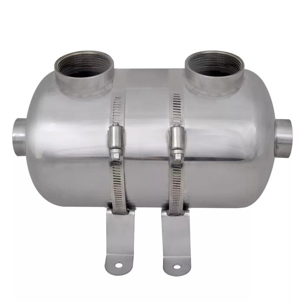 Trocador de calor resistente à corrosão e durável da associação do material de aço inoxidável do permutador de calor 292x134mm 28 kw v3 da associação - 2