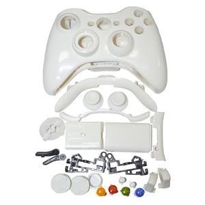 Image 2 - أداة تحكم في الألعاب لاسلكية غطاء واقٍ مزخرف لهاتف آيفون غمبد واقية شل مجموعة كاملة مع أزرار عصا تناظرية ل XBox 360