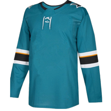 Erik Karlsson Brent Burns Joe Pavelski Logan Couture Tomas Hertl Joe Thornton Martin Jones Evander Kane San Jose Hockey Jersey все цены