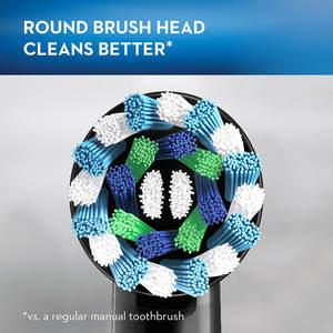 Image 5 - Oral B 9000 Spazzolino Da Denti Elettrico Bluetooth Tecnologia di Rilevamento della Posizione 6 Modalità di 12 Colori SmartRing Superiore Spazzolino Da Denti Pulito
